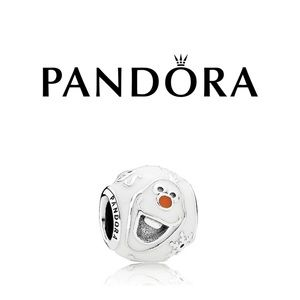 Pandora Disney Olaf Frozen Charm